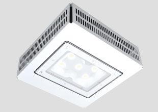LEDキャノピー灯調光機能付