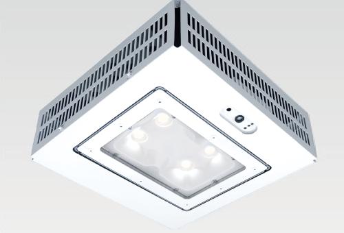 調光機能付きLED高天井照明
